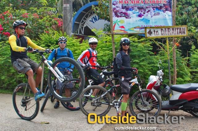 Bike Ride to Daraitan