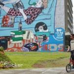 Commuting with the Nyfti Folding Bike
