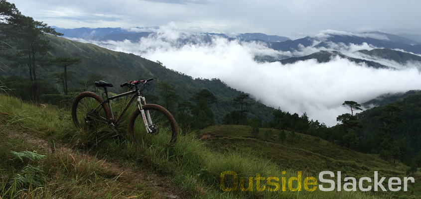 Mountain Biking Mt. Ugo