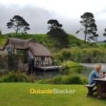 Biking and Backpacking New Zealand: Hobbiton to Lake Taupo