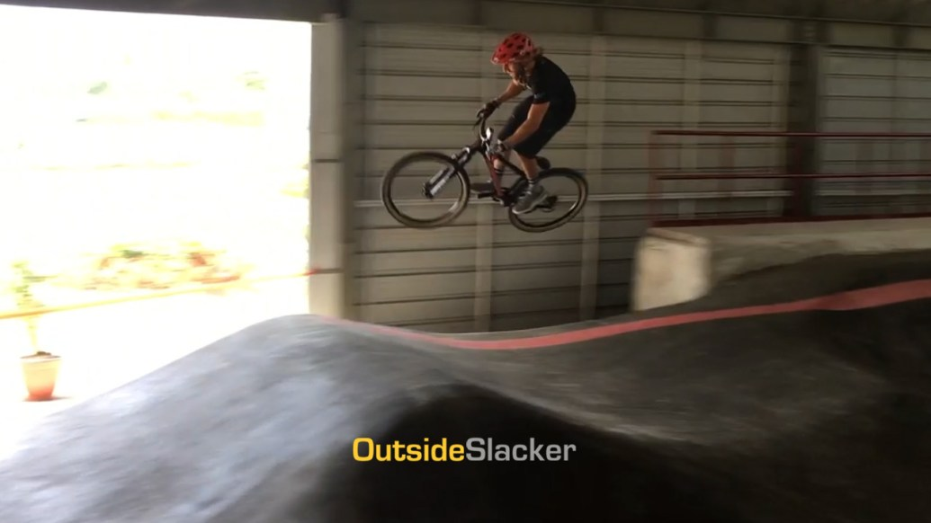 Pump tracks are a ton of fun. If you haven't tried 'em, you definitely should. You're missing out on a lot of grin-time. The pump track at The Bike Playground in Circulo Verde near Eastwood is my...