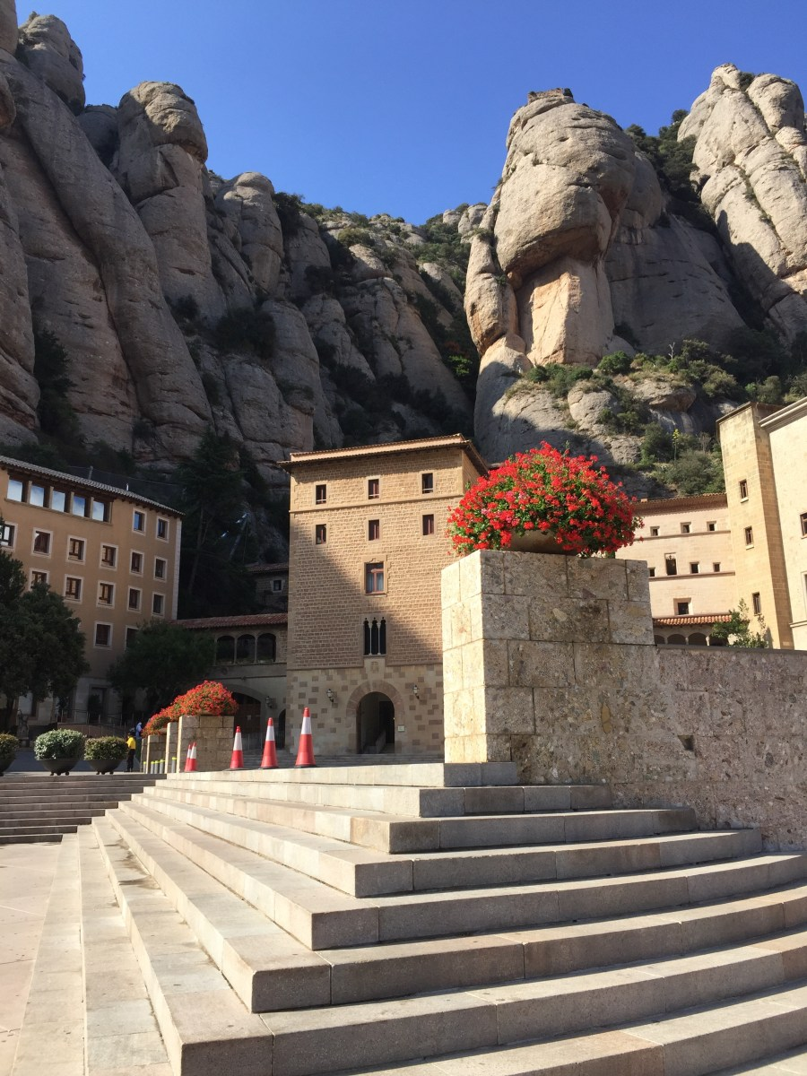 Montserrat : A day trip to from Barcelona