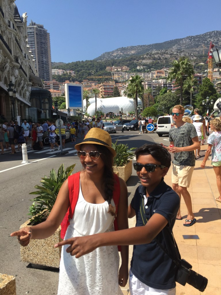 Outside Suburbia - Monaco