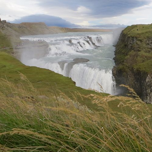If you don't like the weather in Iceland, give it 5 minutes! by Jini Ryan