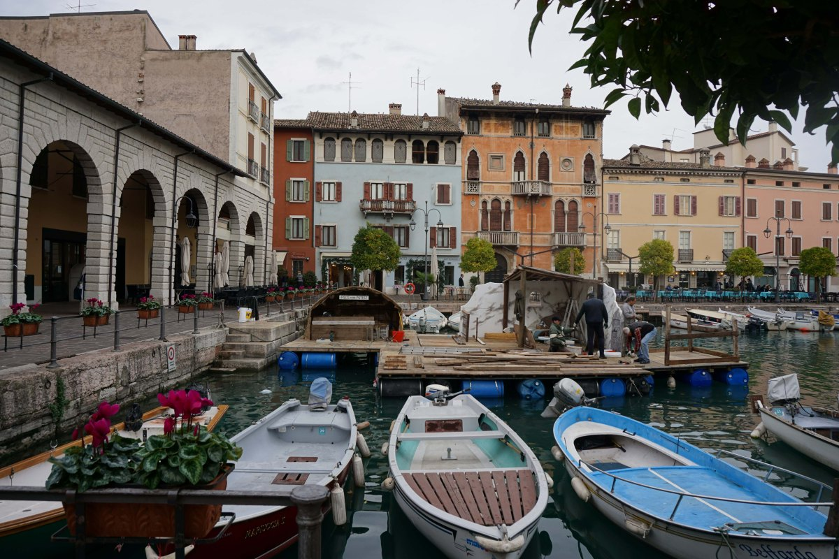 Lake Garda : Towns and Things to do