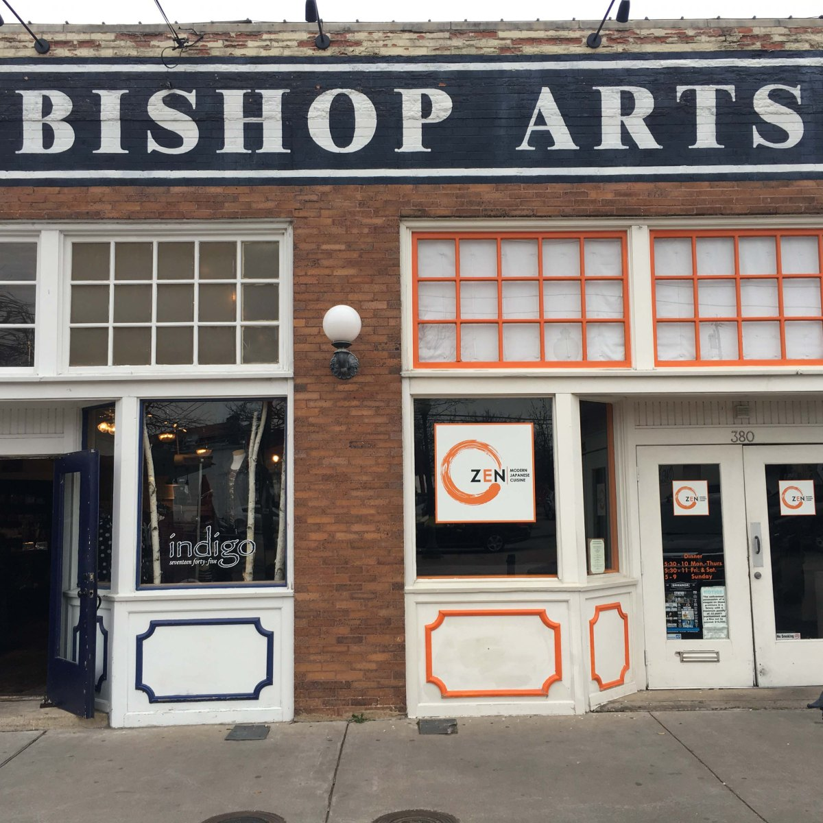 Bishop Arts : Dallas most independent neighborhood.