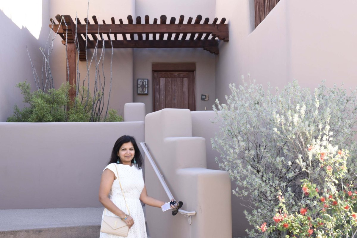 Four Seasons Scottsdale : Desert magic in Adobe style Casitas