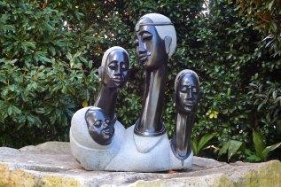 Four Female Generations, Joe Mutasa