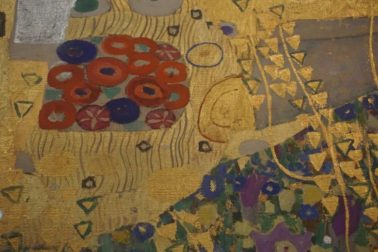 Gustav Klimt : The Golden Kiss and more at the Belvedere, Vienna