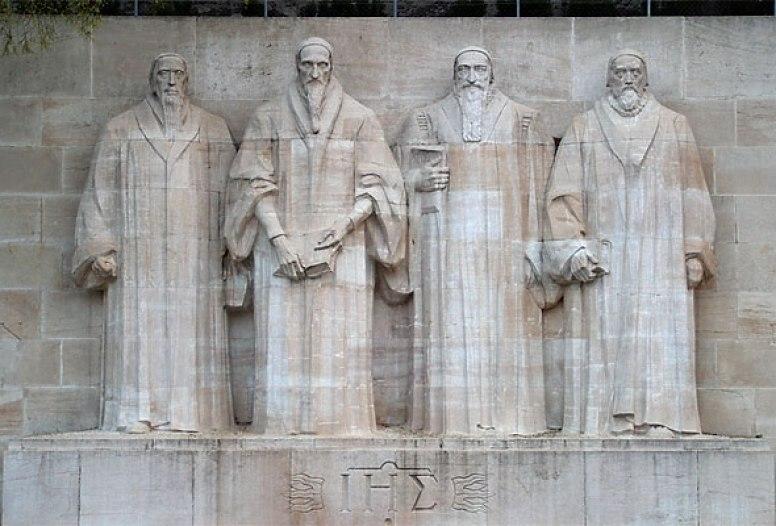 Geneva Reformations Wall