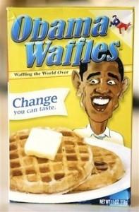 Obama Waffles