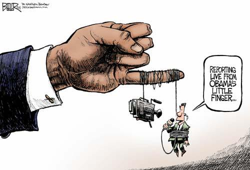 Image result for who controls the media cartoon