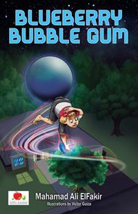 Blueberry Bubble Gum book cover