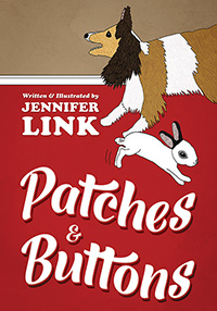 Patches and Buttons book cover