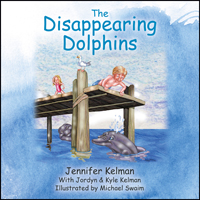The Disappearing Dolphins book cover