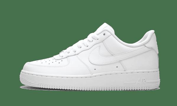 "Nike Air Force 1 07 ""White on White"""