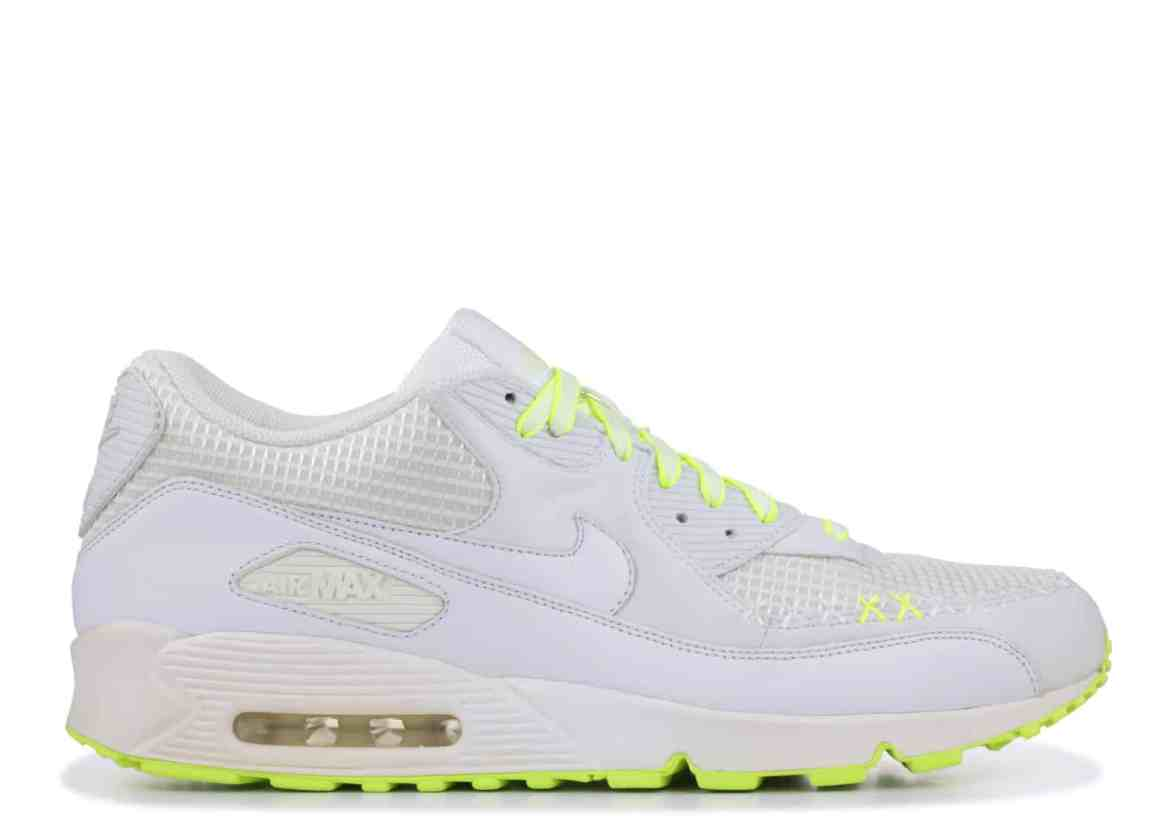 Air Max 90 x KAWSOriginalFake