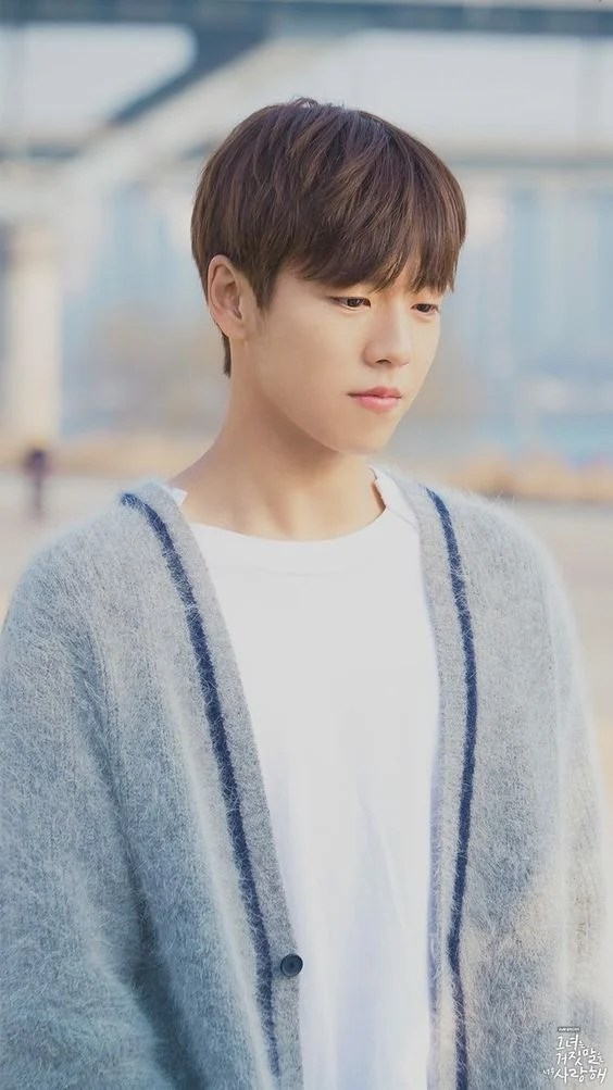 Lee Hyun Woo with Cropped Hair