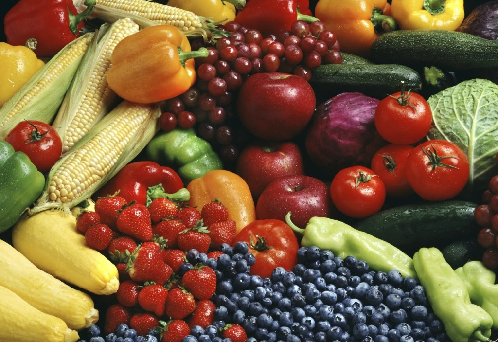 Fruit and veg picture