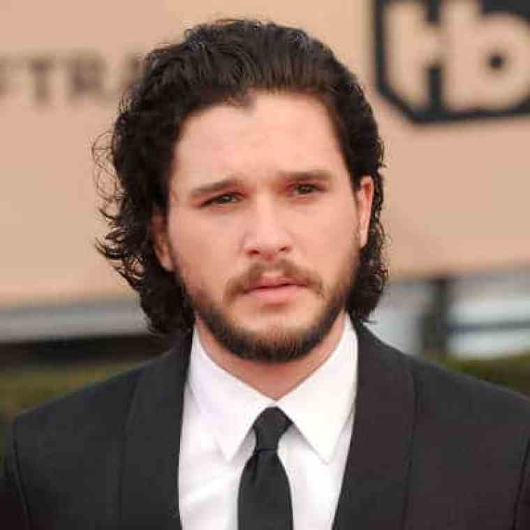 Kit Harrington Long Hair