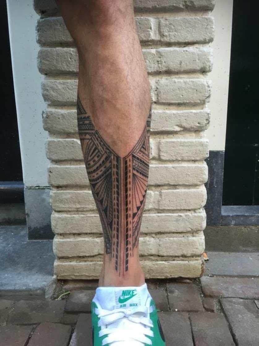 Half Leg sleeve