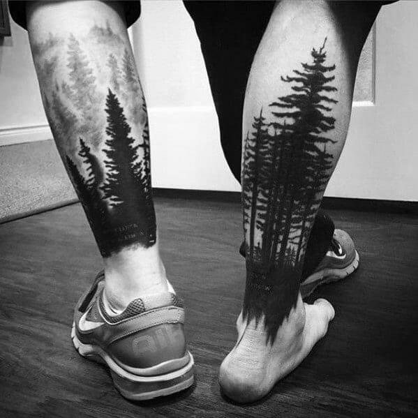 Tree Leg Design