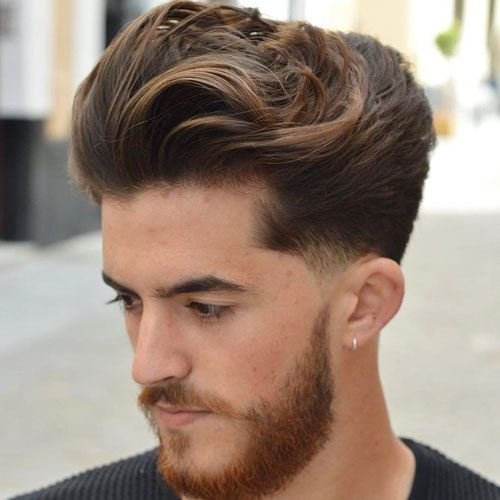 Low Fade Hairstyle