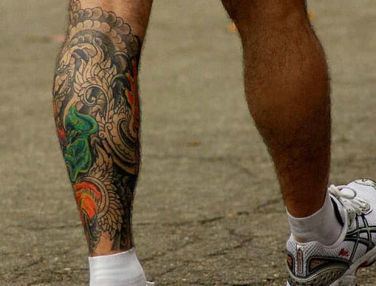 Detailed Design Leg Sleeve