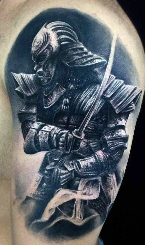 Samurai Jack Tattoo