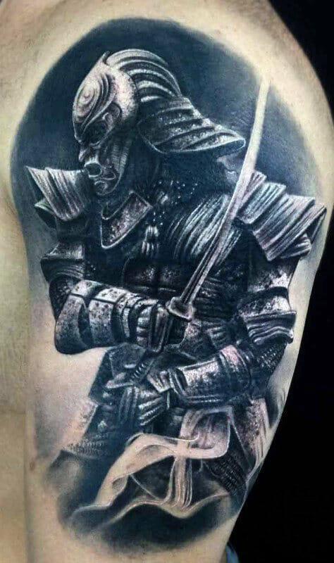 Samurai Jack Tattoo