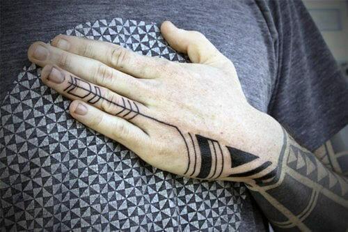 Hand Tattoo Ideas