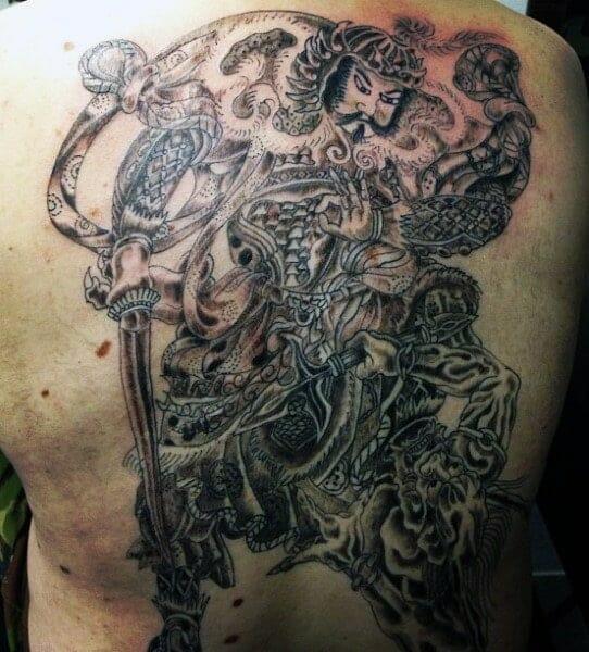 Samurai & Octopus