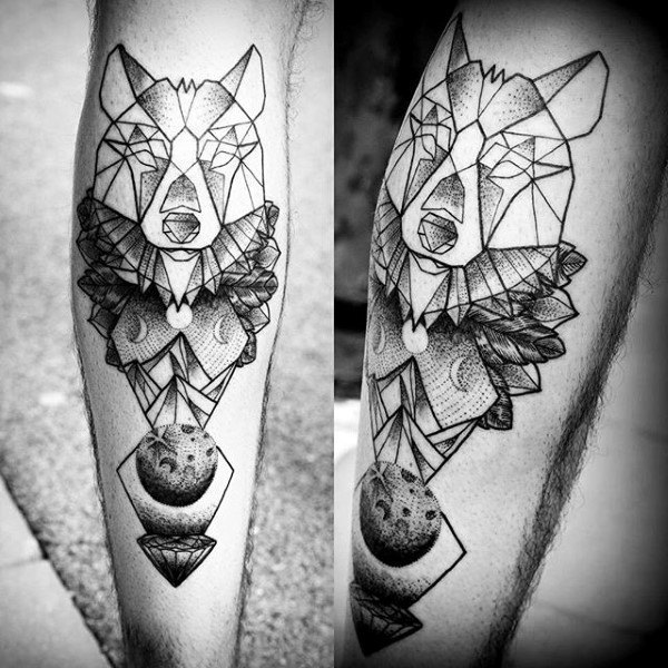 101 Amazing Wolf Tattoo Ideas For Men - Outsons