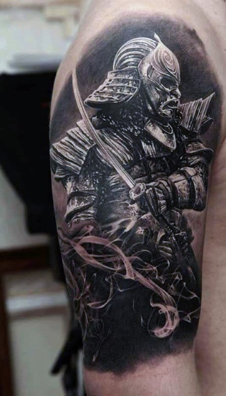 traditional Japanese samurai