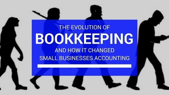 Evolution of Outsourced Bookkeeping Accounting Services