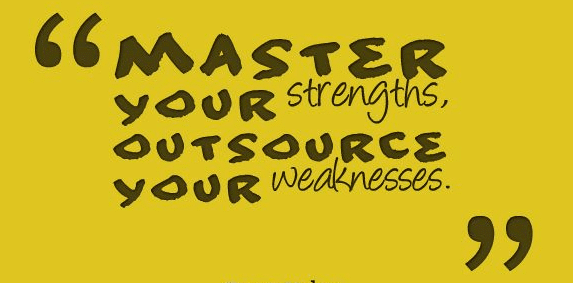 Master Your Strength and Outsource Your Weaknesses to Outsourced Bookkeeping...