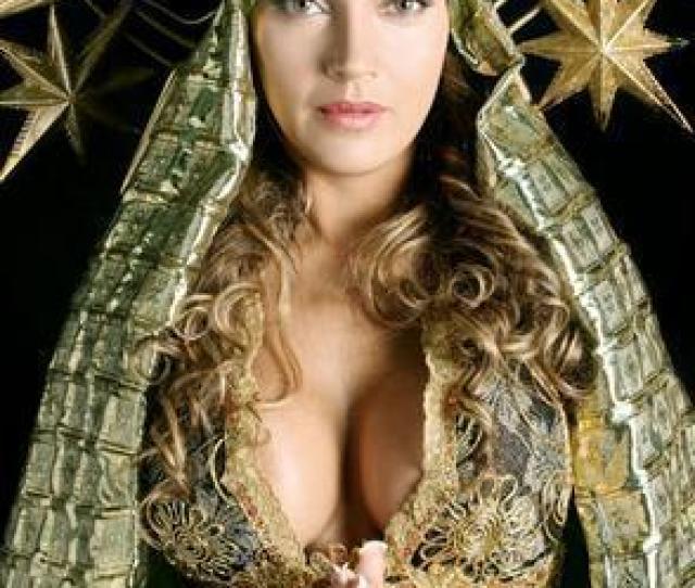 Busty Virgin Mary Oyarzun Chile