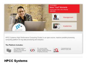 Image of HPCC Systems
