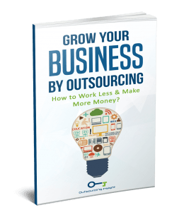 Grow your business by outsourcing ebook