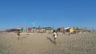Outstanding strandpaviljoen