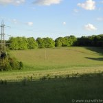 Bredhurst Woods View across Strawberry Banks