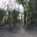 Blue Bell Hill Gate