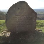 Blue Bell Hill Memorial Stone