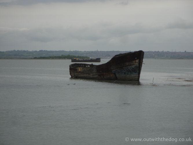 Riverside Country Park Motney Hill Boat
