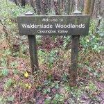 Cossington Valley Sign post