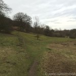 Queendown Warren - Footpaths