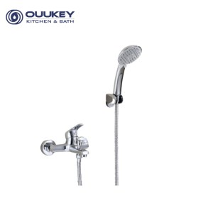 ouukey shower faucet with shower head set