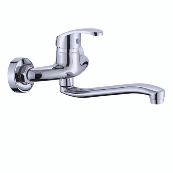 ouukey wall mounted sink mixer