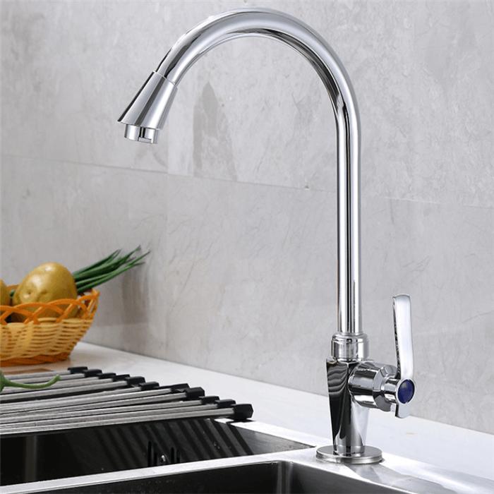 Faucet manufacturer ouukey single cold kitchen faucet