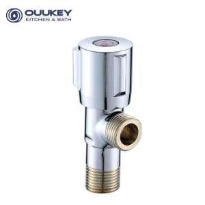 ouukey brass angle valve